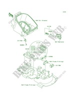 Fuel Injection per Kawasaki Brute Force 750 4x4i 2009
