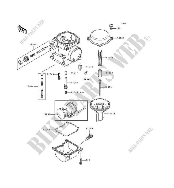 Suzuki Gse Parts List